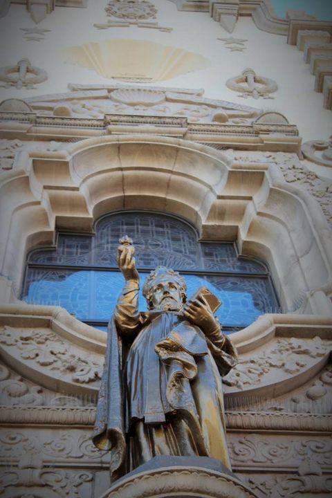 Tucson Cathedral II - Sophia Zeteo