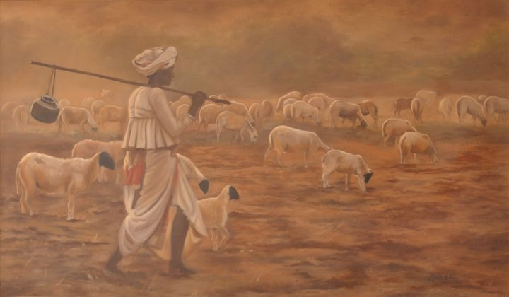 Back to Home - Soni Art Gallery