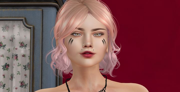 Pink Thistle - Xanet Calbet