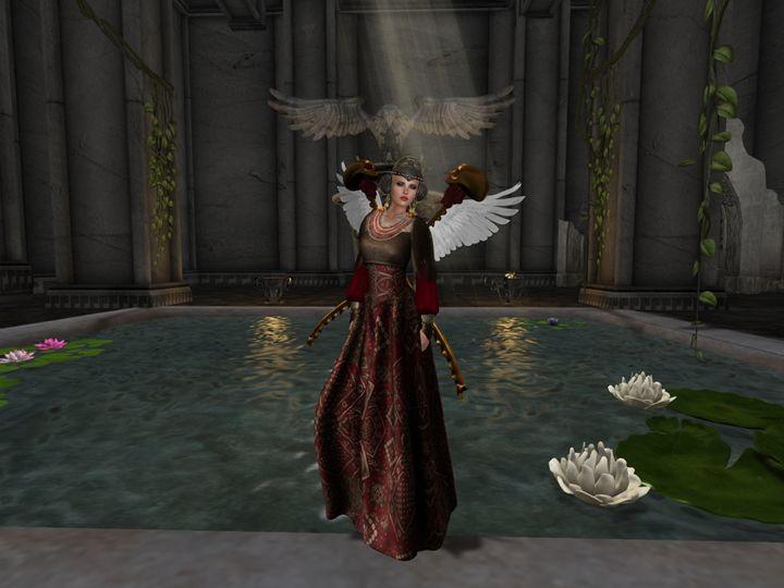 Azrael, angel of death - Xanet Calbet