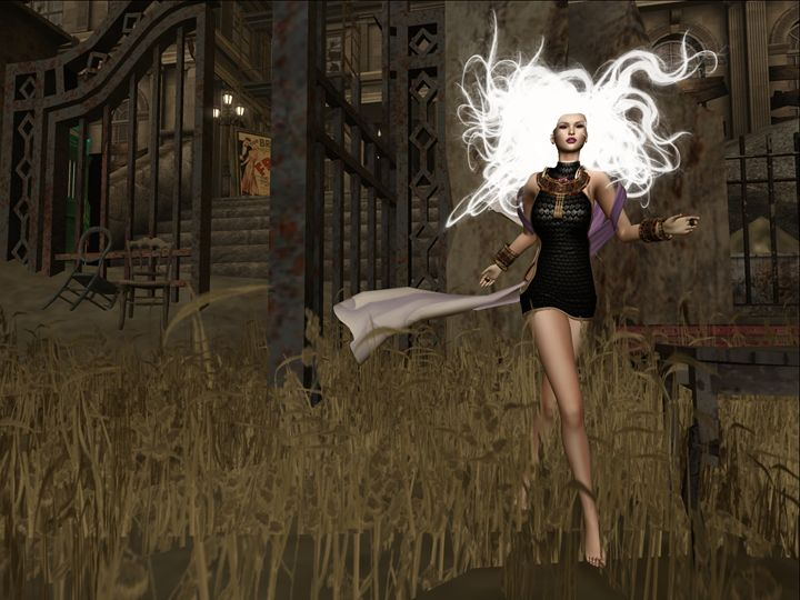 The haunted house - Xanet Calbet