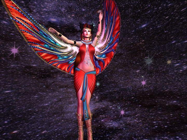 Titania flies - Xanet Calbet