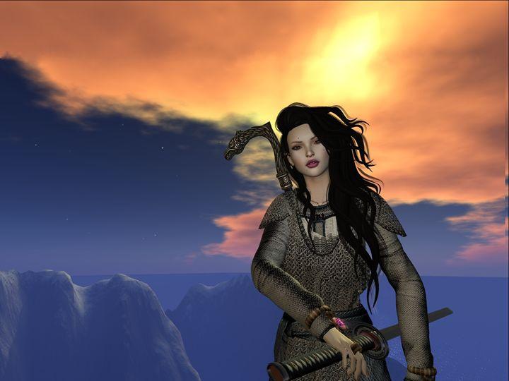 Mistil, the Adventurer - Xanet Calbet