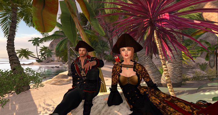 Pirates have landed - Xanet Calbet