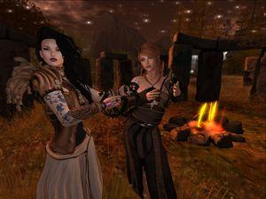 Music of Celtic Otherworld - Xanet Calbet