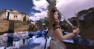 Minerva in Town