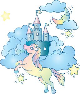Unicorn Pastel Design