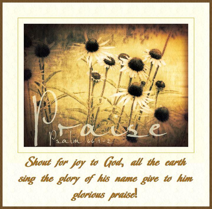 Glorious Praise - ibelieveimages