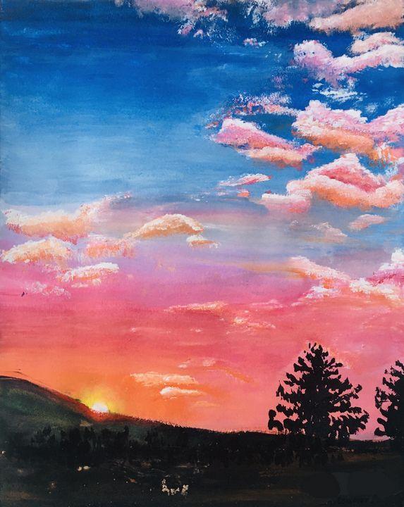 Sunset - Divine Arts