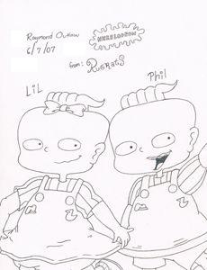Phil & Lil (Rugrats)