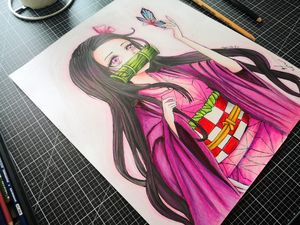 Nezuko from Demon Slayer
