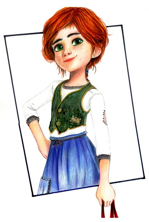 Felicies from Ballerina Disney Movie - Marish.ru