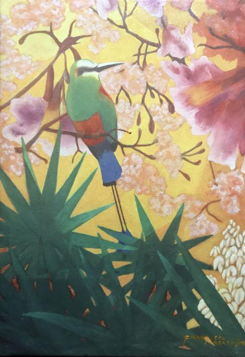 El Torgoz, Flor de Izote & Maquilish - Manuel Olmos