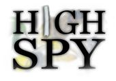 High Spy - First Edition