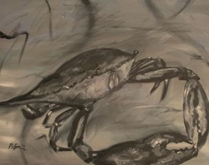 Dark Crab