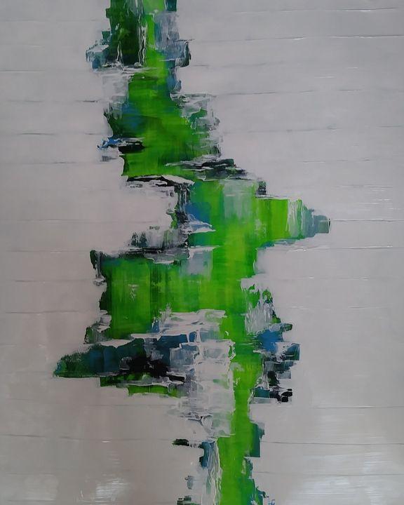 Emerald Falls - Lisa's Creation's