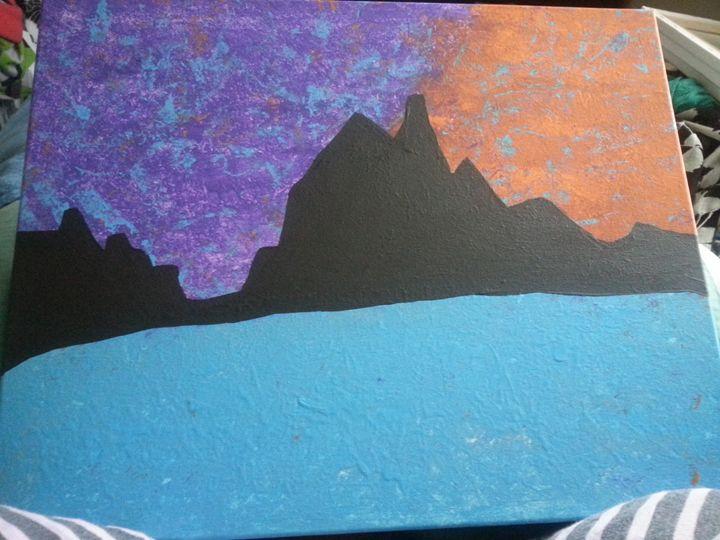 Ocean View - Craft Stuffs