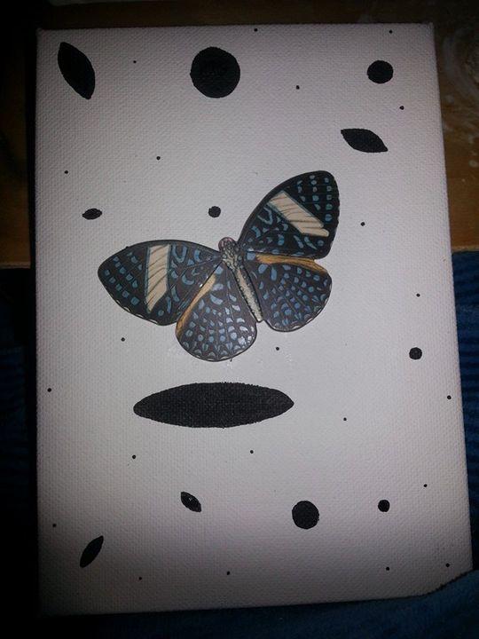 butterflies - Craft Stuffs