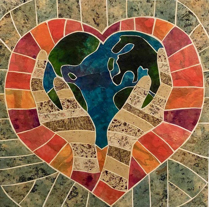 Love the World - Debbie Gibbs