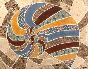 Natural Nautilus - Debbie Gibbs
