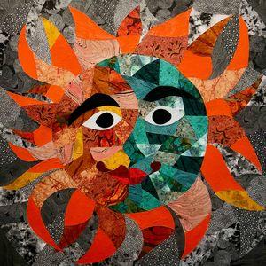 Sun and Moon - Debbie Gibbs
