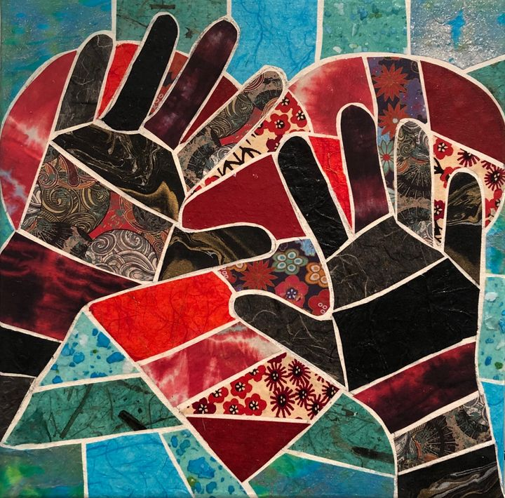 Strong Hearts, Healing Hands - Debbie Gibbs