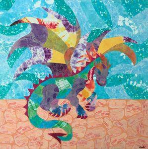My Second Dragon - Debbie Gibbs