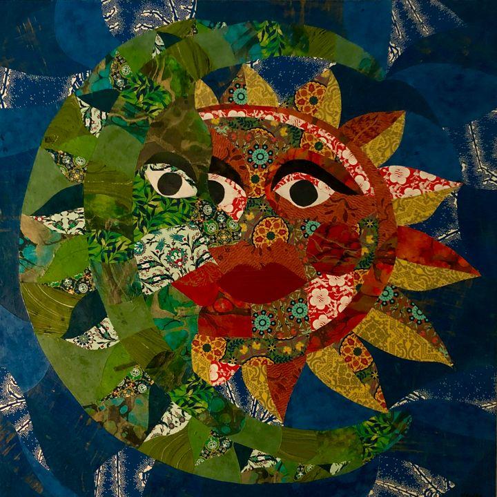 Moon Kissing Sun - Debbie Gibbs