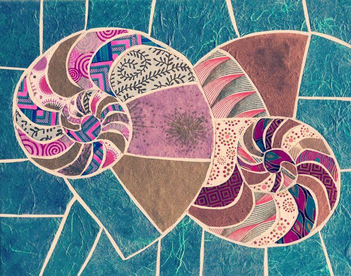 Expanding Creativity Nautilus Style - Debbie Gibbs