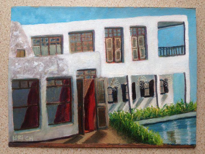 Brassiere Beach Main House & Pool - ART LAVA STUDiO