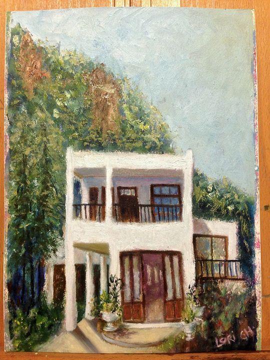 Brassiere Beach Main House (SOLD) - ART LAVA STUDiO