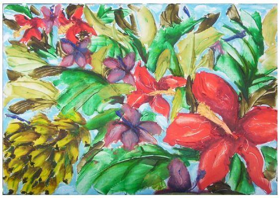 Floral - Kyra Coates Art