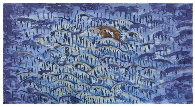 Hunger Beyond Instinct - Kyra Coates Art