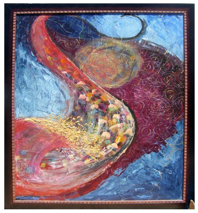 Lustrum - Kyra Coates Art