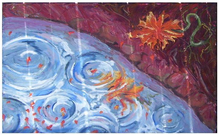 Reflections - Kyra Coates Art