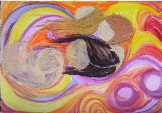 Untitled #1 - Kyra Coates Art