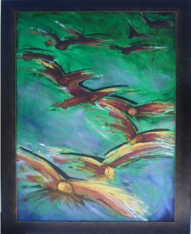 Untitled #16 - Kyra Coates Art