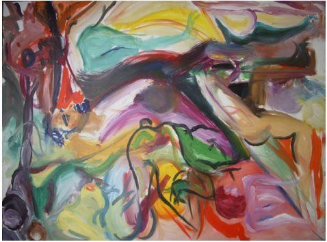 Untitled #17 - Kyra Coates Art