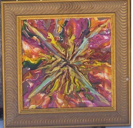 Untitled #18 - Kyra Coates Art