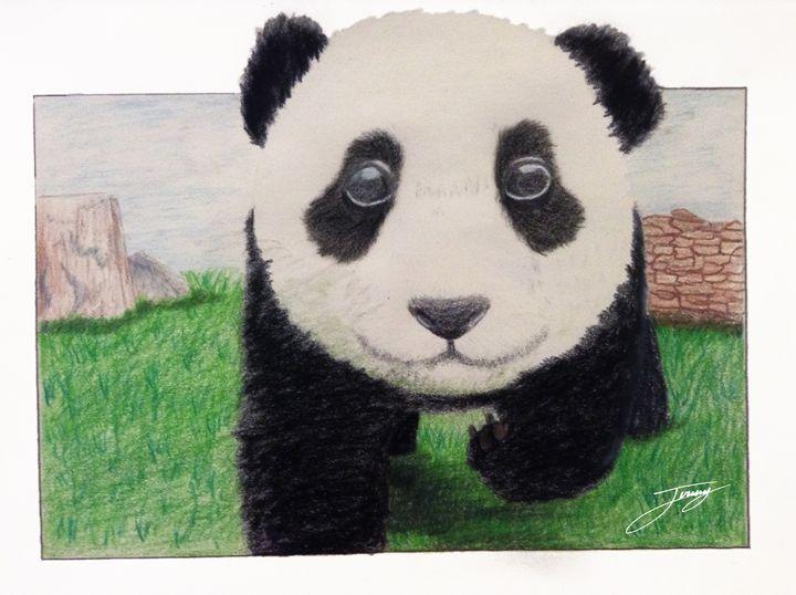 Po the Panda - CreativeKing