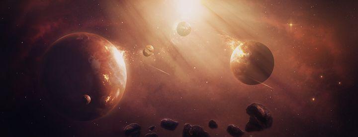 Supernova - Susan Digital Designs