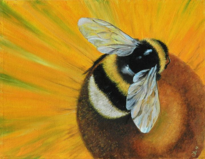Bumblebee - Paintings With Love