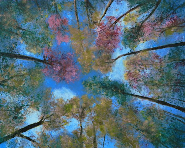 Autumn Circle Dance - Paintings With Love