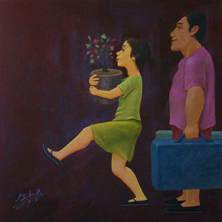 Immigrate-2 - Kevin Wang (乃土厶)