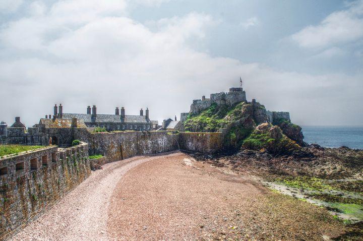 Elizabeth Castle - Stephen Walton