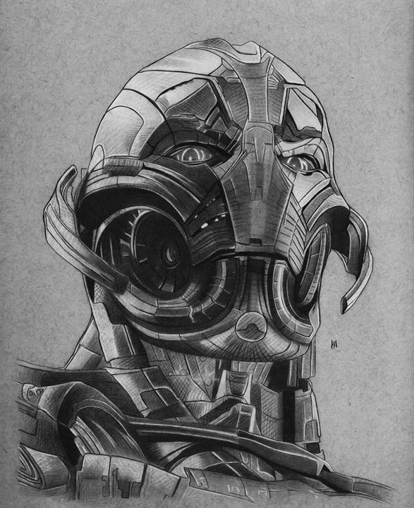 Ultron - hg_art