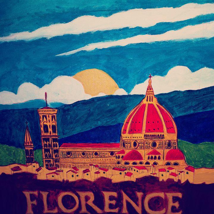 Florence - Byzantine icons