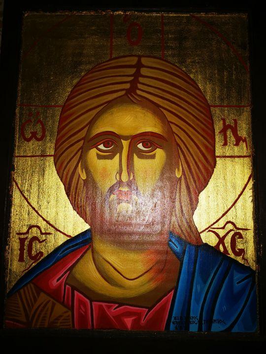 Christ - Byzantine icons