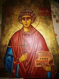 Saint pantelehmon