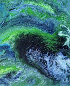 Satellite surge